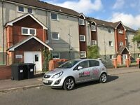 2 BEDROOM FLAT-ALL BRAND NEW INSIDE-AVAILABLE TO VIEW AND MOVE INTO ASAP-CALL OR EMAIL-£575PCM
