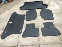 Landrover Freelander floor mats / protectors