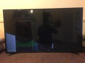 "Samsung Smart 48"" TV SPARES or REPAIRS"