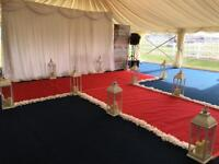 Red carpet to hire - weddings, events, parties