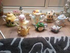 Teapots for sale only £50 free del