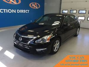 2013 Nissan Altima 2.5 SL -LEATHER SUNROOF!! FINANCE NOW!