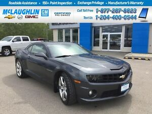 2011 Chevrolet Camaro 2SS Coupe - 6.2L V8 Sunroof Heated leather