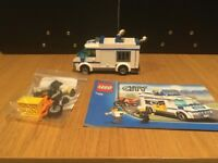 Lego 7286 - Prisoner Transport