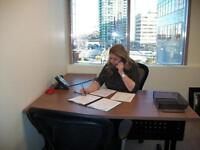 Executive Office Space Available Now! - $450+