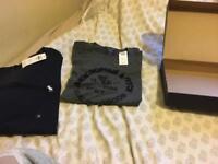 Abercrombie & Fitch T-shirts Medium brand new and unworn