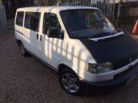 VW T4 Volkswagen Transporter Surf Bus Camper Van Full Year MOT