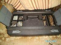 Full tool chest on wheels