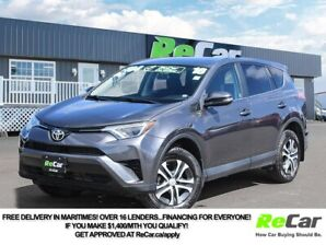 2016 Toyota RAV4 LE FWD | REDUCED | LOADED | ONLY 35K