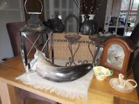 Good Quality Car Boot Items. Including Royal Crown Derby, Shelley and Glassware.