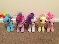 TY My Little Pony Soft toys