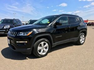 2018 Jeep Compass North 4WD *Selec-Terrain* *Auto Stop-Start*