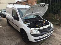 Vauxhall Combo Van 1.7 TD - 2008, 3 Owners, 12 Months MOT, Service History, Lovley Little Van!