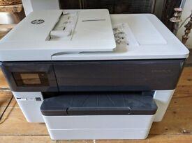 hp office jet pro 7740 printer