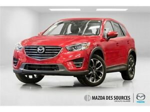 2016 Mazda CX-5 GT (AWD)*!TECH!CUIR!GPS*TOIT OUVRANT*
