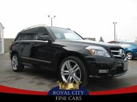 2012 Mercedes-Benz GLK-Class 4 MATIC 7 SPEED AUTO LEATHERET SEAT