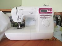 Brother Innovis 20 LE Sewing Machine. Brand new. Illness forces sale.