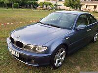 LHD BMW 320cd 2004