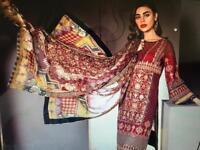Barooq designer suit orignal