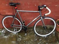 Single speed fixie bike (with flip flop gear) Jamis Sputnik