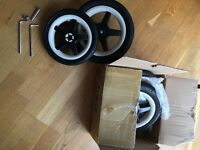 Bugaboo Donkey Spare Wheels And Fittings
