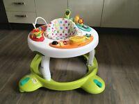 Mothercare Spots Walk Around - baby walker