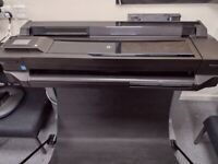 HP DESIGNJET T520 Large Format Wireless Printer - 36 inches - Bargain!