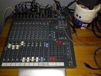 Spirit soundcraft FX 8