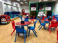 Children's Playcentre Cafe Soft Play Equipment Mascots Bouncy Castle Sale