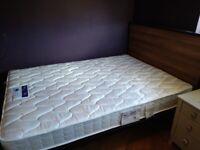 Silentnight Miracoil double mattress