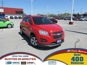 2016 Chevrolet Trax LT | AWD | TOUCH SCREEN | MUST SEE