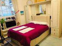 Private En-suite Hyde Park Studio Per Night Rate