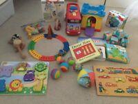 Toddler toy bundle