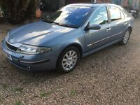 Renault Laguna Diesel 1.9 dCi Privilege 6 Speed,Aircon,Leather,Alloys,Sunroof,CD,Service History