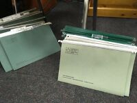 Foolscap filing folders 60+