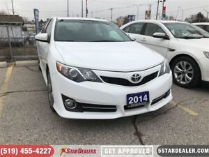 2014 Toyota Camry SE   NAV   LEATHER   ROOF   CAM