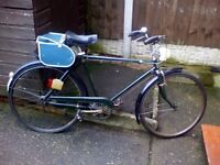 Men's old hopper bike