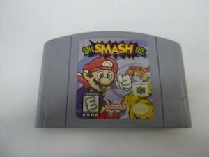Super Smash Bros. N64 Game Cartridge - We Buy And Sell Video Games - 6620 - MH314404