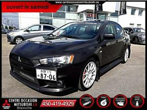 2012 Mitsubishi Lancer Evolution GSR AWD SPORT MAN
