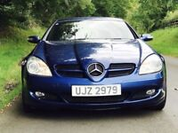 Mint 2006 Mercedes SLK 200 Kompressor auto over £3000 extras trade in welcome, credit cards accepted
