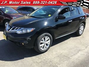 2014 Nissan Murano SV, Panoramic Sunroof, Heated Seats, AWD