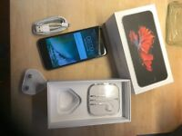 iPhone 6s 64gb space grey brand new condition boxed on EE Network