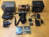 FujiFilm X-T1 Full Camera Kit For Sale