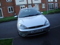 'REDUCED' offers considered- 2003 Ford Focus ghia auto 1.6