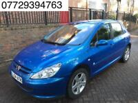 2005 Peugeot 307 1.4 16v Zest 5dr # 1 YEARS MOT # CHEAP INSURANCE #