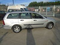 ford focus tax and mot