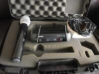 SHURE BETA 87a. Radio mic