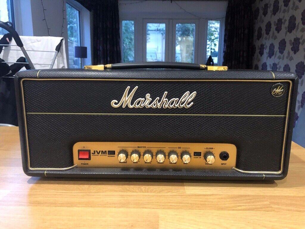 the best attitude b48e3 cd859 Marshall Custom Shop Tattoo JVM-1H Amp Head | in Tower Hamlets, London |  Gumtree
