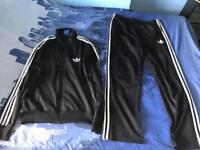 Adidas FireBird Tracksuit Good Condition £30