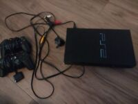 PlayStation 2 with 13 games